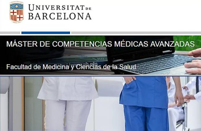 Master en competencias médicas avanzadas